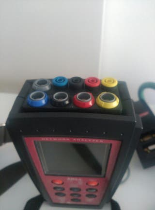 Analizador de redes portátil trifásico AR5-L de Circutor