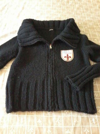 Chaqueta lana chica