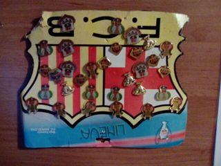 Pins F.C.Barcelona