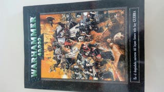 Manual warhammer 40000 games workshop