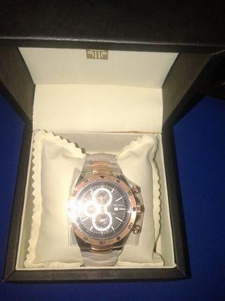 Reloj diplomatic oro rosa