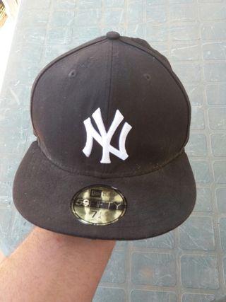Gorra de los yankis