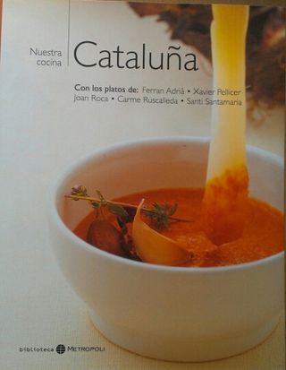 Nuestra cocina Cataluña