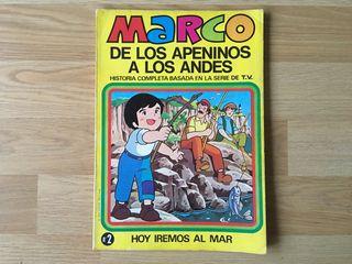 Marco cómic