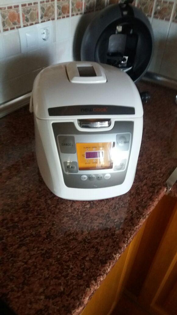 Robot cocina multifuncion