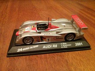Audo R8 Le Mans 1:43 IXO