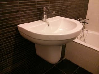 Porcelanosa, lavabo, bide, ducha