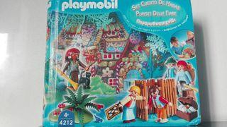 Hansel y Gretel playmobil