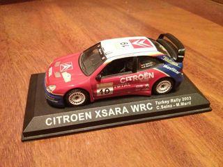 Citroen Xsara WRC Carlos Sainz 1:43 IXO