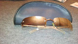 Gafas sol optica.