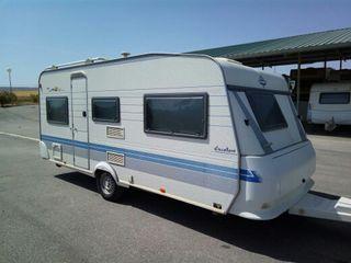 Caravana Hobby 495 UK Excellent