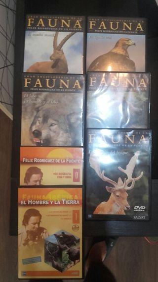 DVDs FAUNA IBÉRICA
