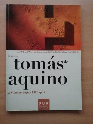 Tomás de Aquino Filosofía 2°Bachillerato