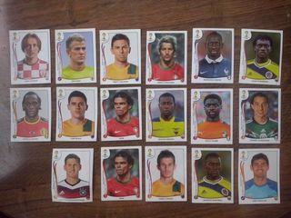 cromos Fifa 2014