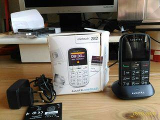 Teléfono Alcatel-Lucent Onetouch
