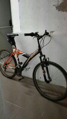 bicicleta hombre Nueva