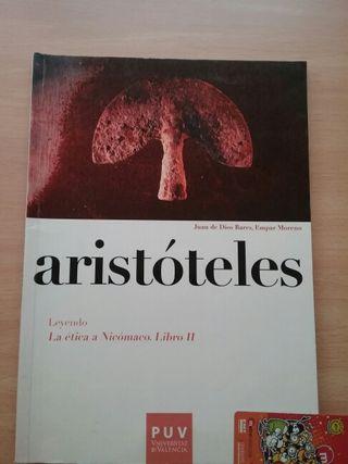 Aristóteles Filosofía 2° Bachillerato