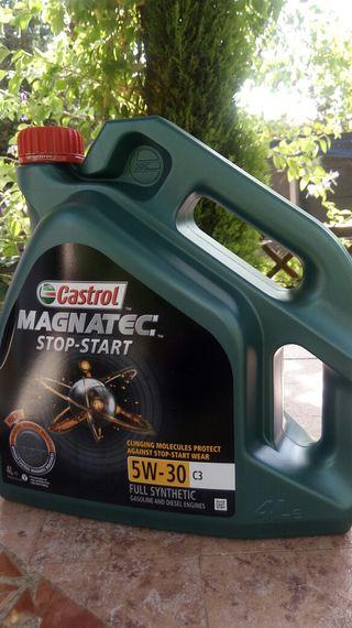 Aceite sintetico Castrol Magnatec 5w-30