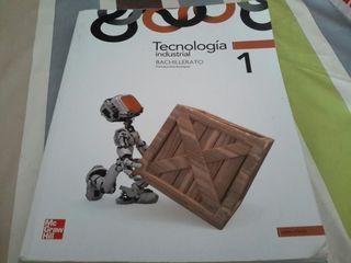 Libro Tecnología Industrial 1° Bachillerato