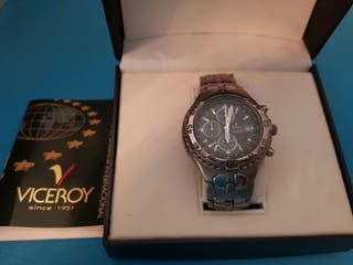 Reloj viceroy cronografo calendario