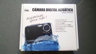 Camara digital acuàtica