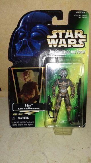 Figura de star wars kenner