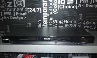 DVD 3D con puerto USB