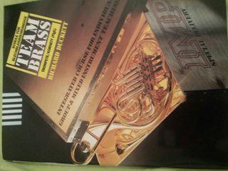 Metodo para trompeta TEAM BRASS