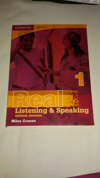 Real listening and speaking 1 cambridge