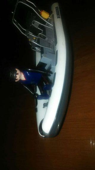 Lancha de playmobil