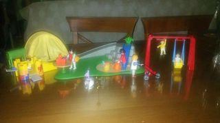 Parque infantil de playmobil