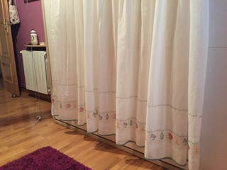2 cortinas de cocina de segunda mano por 12 en barcelona - Cortinas infantiles barcelona ...