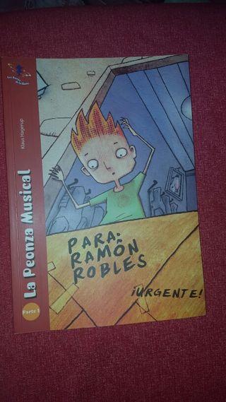 """Libro """"Para: Ramón Robles"""""""