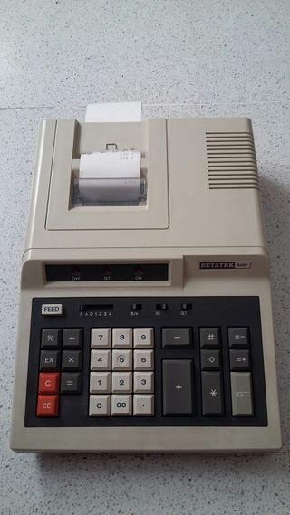 Calculadora antigua. Divisuma