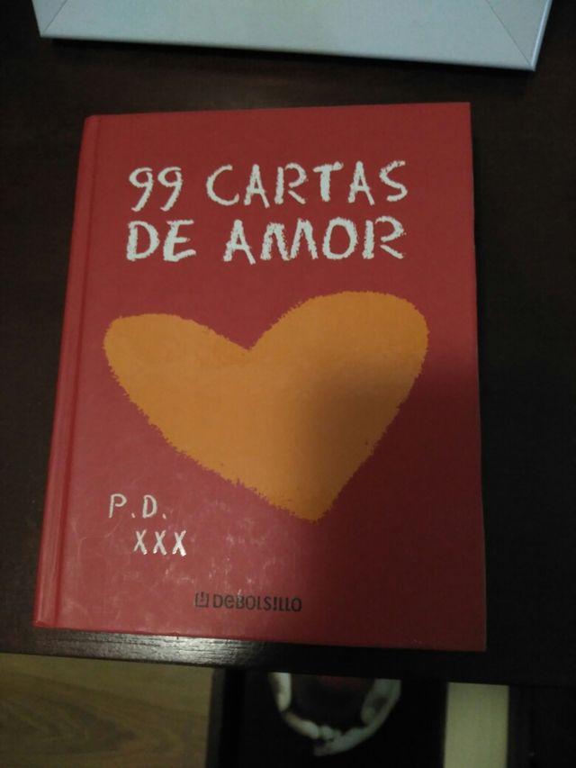 99 Cartas De Amor Segunda Mano Por 5 EUR En Ferrol WALLAPOP