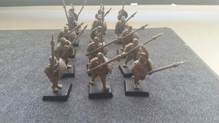 Ejército medieval de warhammer