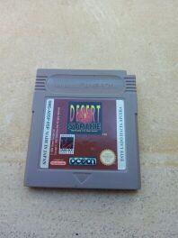 Juego Desert Strike Game Boy