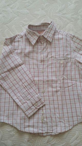 Camisa gocco talla 3