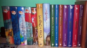Libros de geronimo stilton, narnia, tierra de dragones y minotauro