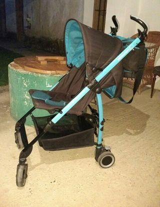 Silla de paseo bebe confort con bolso cambiador