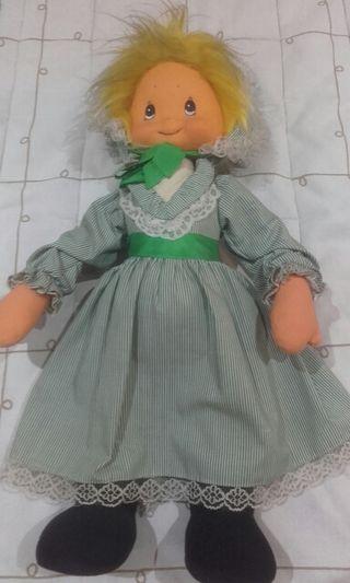 Muñeca antigua para colecionestas