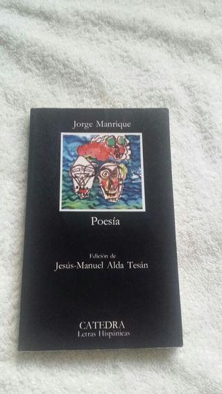 Poesía jorge Manrique