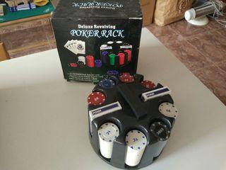 Kit poker sin uso