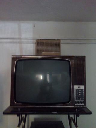 Televisor antiguo telefunken