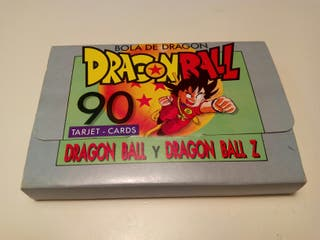 Tarjet-Cards Dragon Ball