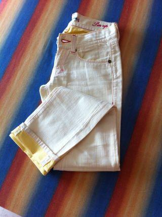 Pantalones - Tejanos Fornarina