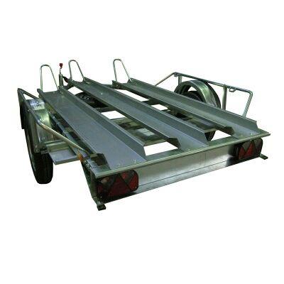 Remolque Comanche MOTOS III SPRINT XL con Papeles