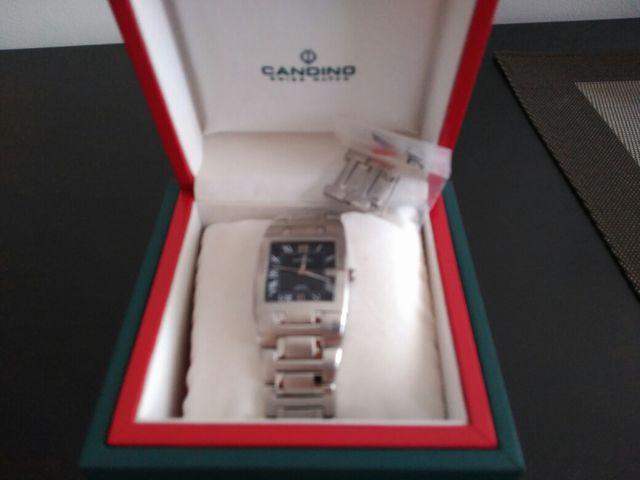 Reloj de caballero CANDINO