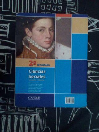 Ciencias sociales 2°eso