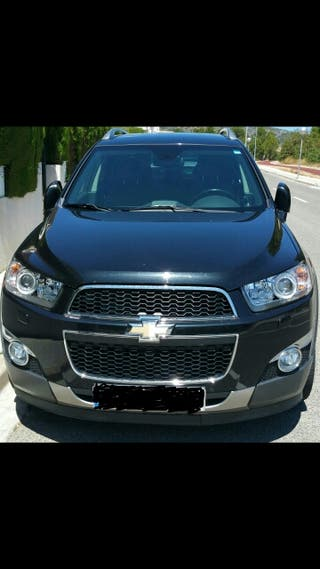 Chevrolet Captiva LTZ automático